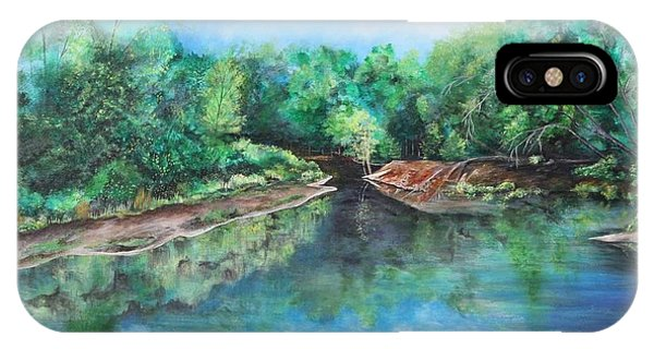 Edisto River IPhone Case