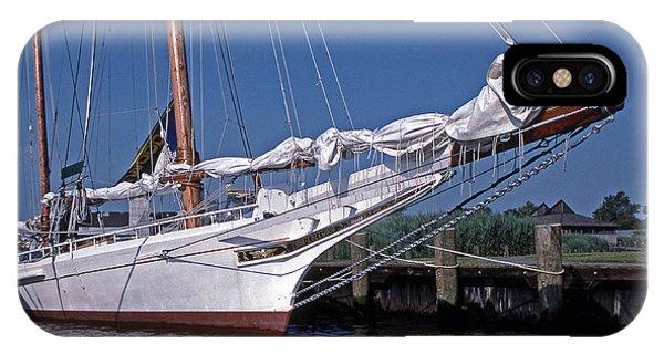 Skipjack iPhone Case - Edna Lockwood by Skip Willits