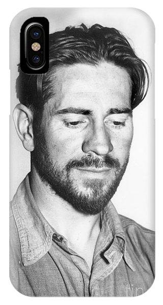 Edward Flanders Robb Ricketts       May 14 1897  May 11 1948  IPhone Case