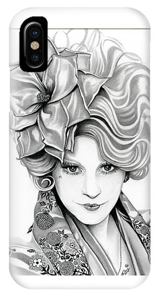 Effie Trinket - The Hunger Games IPhone Case