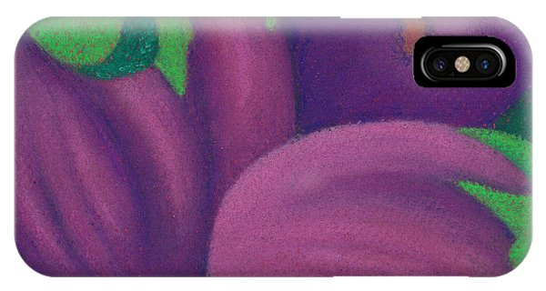 Eggplants IPhone Case