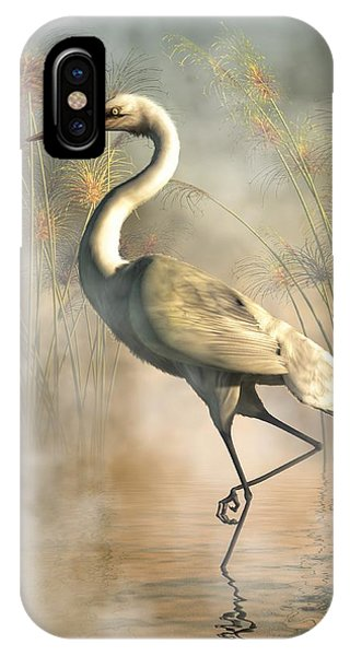 Egret IPhone Case