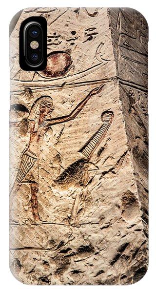 Egyptian Exhibit-3 IPhone Case