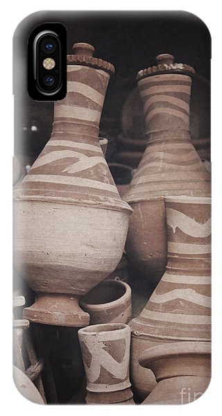 Egyptian Hand Made Traditional Bowl Of Cold Water IPhone Case