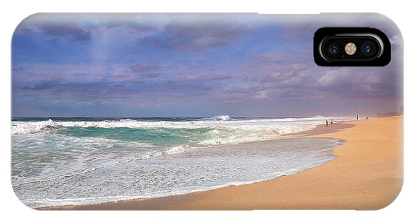 Ehukai Beach IPhone Case