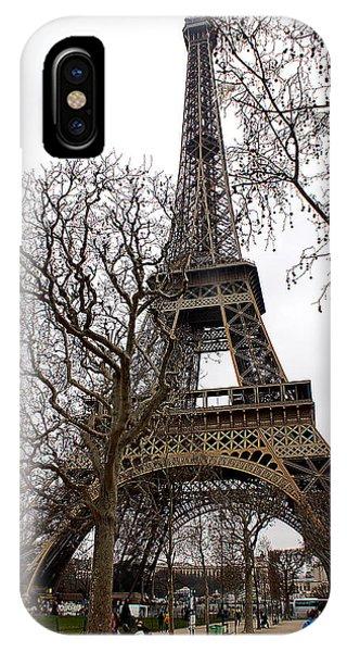 Eiffel Tower 18 IPhone Case