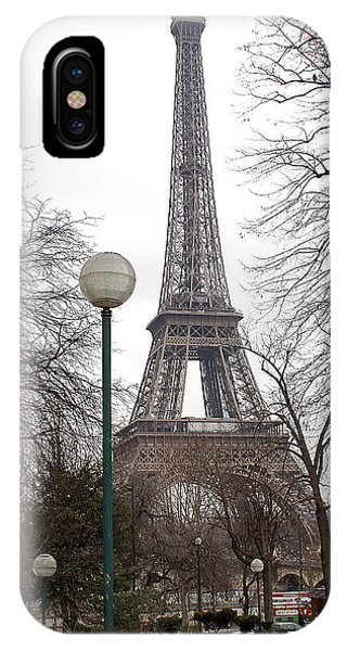 Eiffel Tower 3 IPhone Case