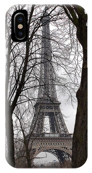 Eiffel Tower 4 IPhone Case