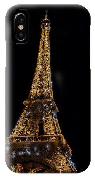 Eiffel Tower 4 IPhone Case