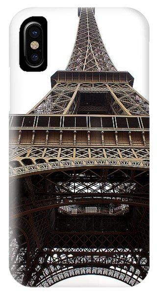 Eiffel Tower 6 IPhone Case