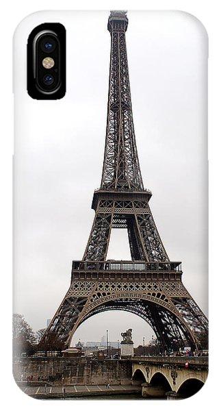 Eiffel Tower 7 IPhone Case