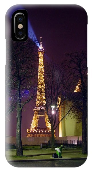 Eiffel Tower As A Lighthouse IPhone Case