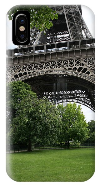 Eiffel Tower I IPhone Case