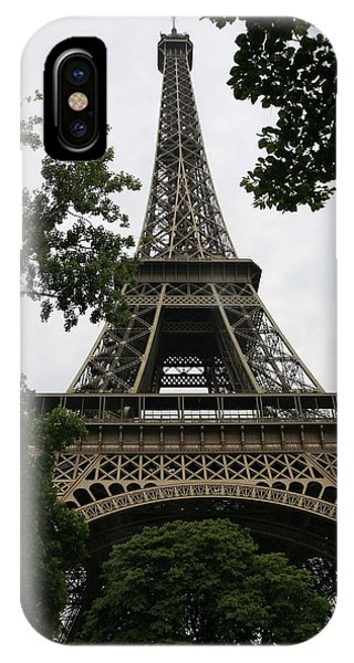 Eiffel Tower II IPhone Case