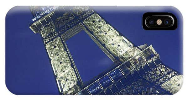 Eiffel Tower Paris IPhone Case