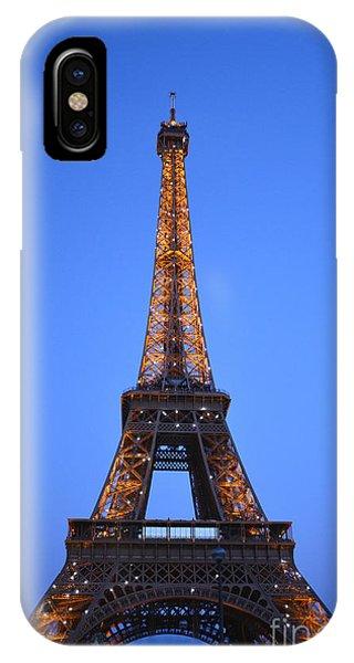 Eiffel Tower - Tour Eiffel IPhone Case