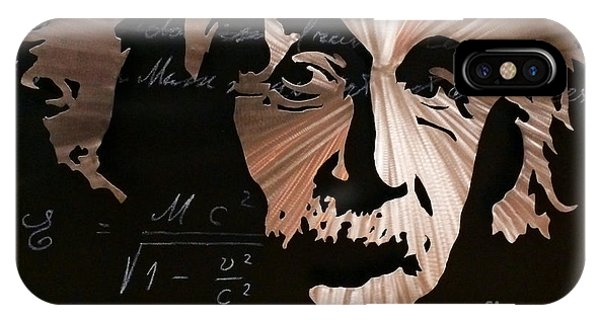 Einstein IPhone Case