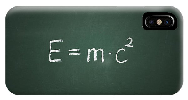 Einsteins Formula IPhone Case