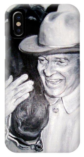 Eisenhower And Doodle De Doo IPhone Case