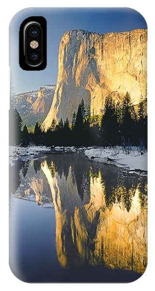 2m6542-el Cap Reflect IPhone Case