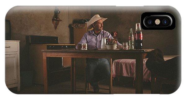 Ranch iPhone Case - El Descanso. by Giacomo Bruno
