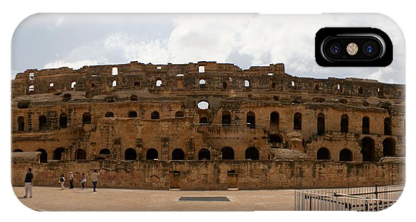 El Jem IPhone Case