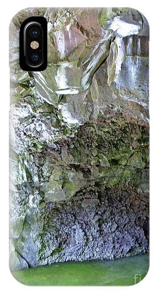 El Malpais Ice Cave 2 IPhone Case