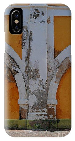 El Morro Deep Yellow Arch IPhone Case