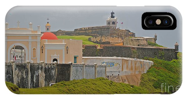 Scenic El Morro IPhone Case