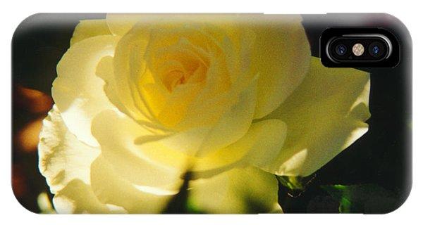 El Salto Rose - Lemonwhippedcream One IPhone Case