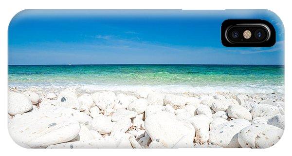 Elba - Capo Bianco  IPhone Case