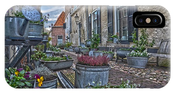 Elburg Alley IPhone Case