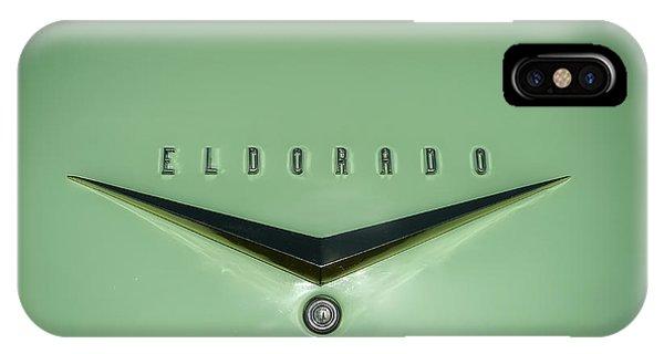 Chrome iPhone Case - Eldorado by Scott Norris
