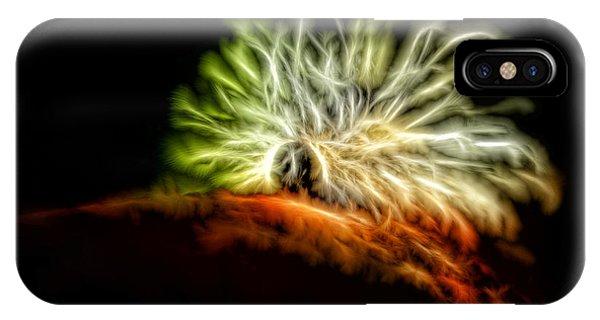 Electric Caterpillar IPhone Case