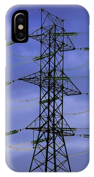 Electric Moment IPhone Case