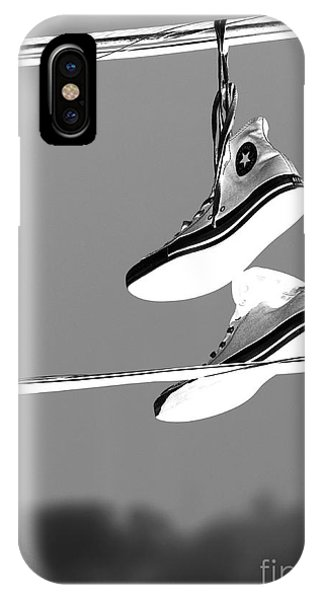Electric Shoes IPhone Case