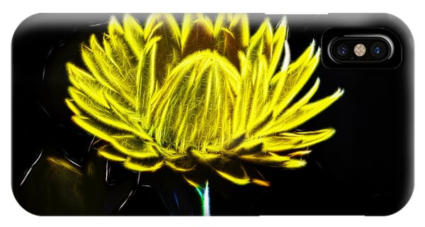 Electric Yellow Phone Case by Photographic Art by Russel Ray Photos