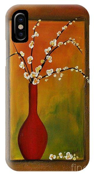 Elegant Bouquet IPhone Case