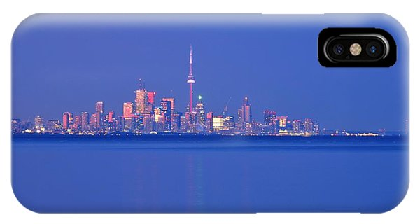 Element Of Water Light The City  IPhone Case