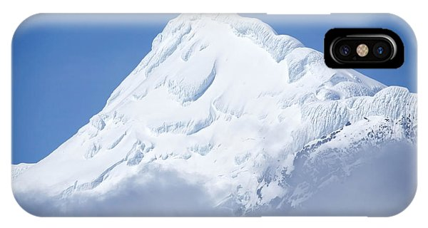 Elephant Island Mountain Peak IPhone Case