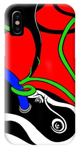 Elephant Titus IPhone Case