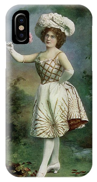 Ella Snyder, Actress In 'the Belle Phone Case by Mary Evans Picture Library