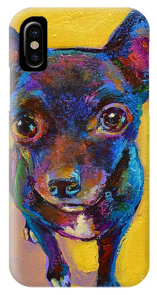Ella The Chihuahua IPhone Case