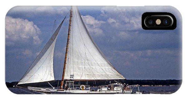 Skipjack iPhone Case - Ellsworth by Skip Willits