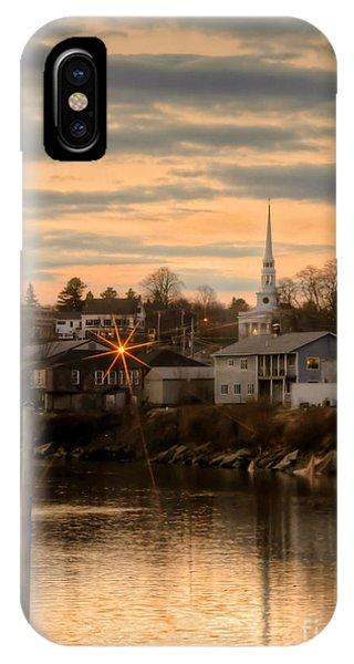 Ellsworth Sunset IPhone Case