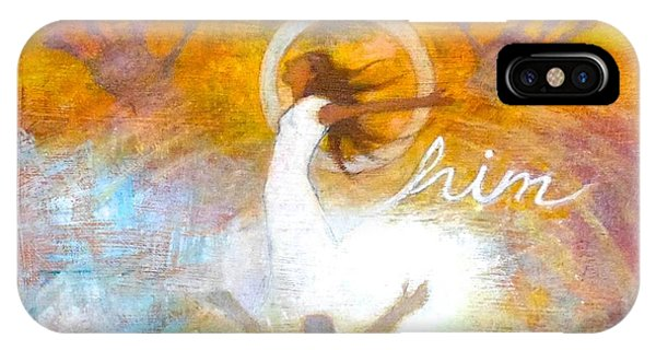 Elohim IPhone Case