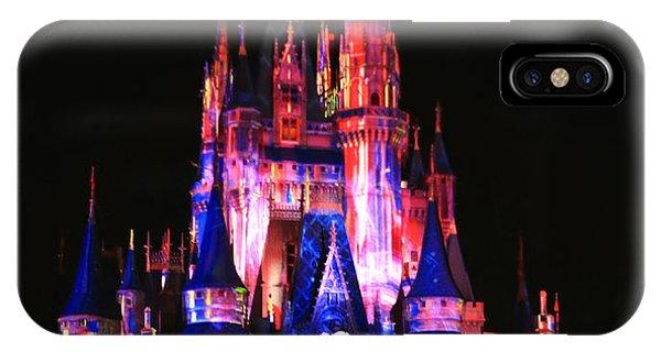 Elsa Queen Of The Castle IPhone Case
