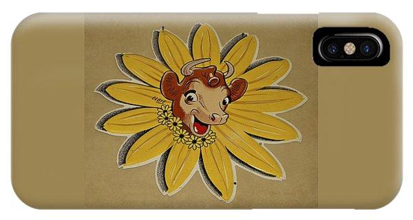 Elsie The Borden Cow  IPhone Case