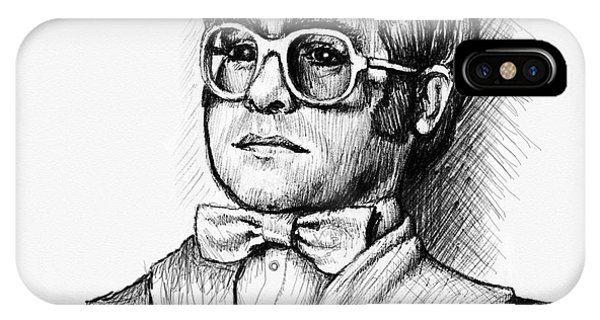 Elton  IPhone Case