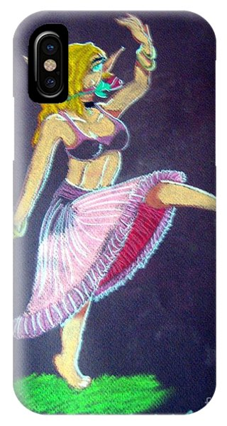 Elven Belly Dancer IPhone Case